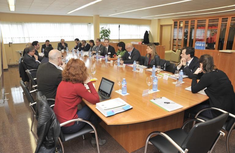 Asistentes al Diálogo 2020 de 7 de marzo