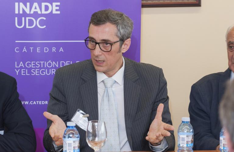 Ricardo Ron Latas, Magistrado de la Sala de lo Social del Tribunal Superior de Xustiza de Galicia