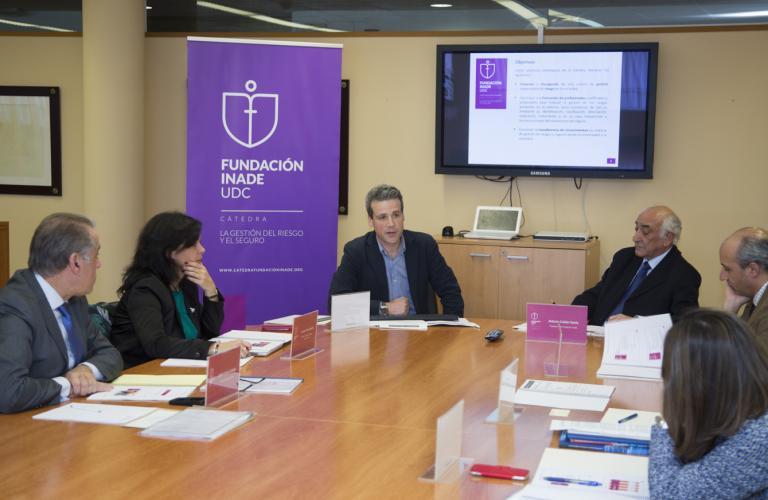 Fernando Peña propone el Plan de actividades