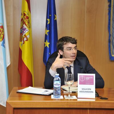Olivier Marcén (AIG) expone la solución aseguradora