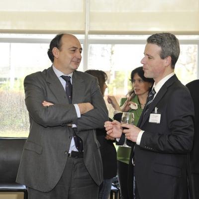 Felipe Cobián (AON), Fernando Peña López (UDC)