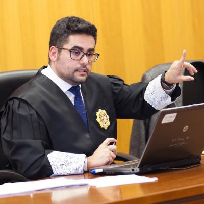 Zigor Oyarbide de la Torre, Magistrado-Juez del Juzgado de lo Mercantil número 1º de A Coruña