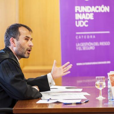Marcos López Suárez, Profesor de la Universidade da Coruña
