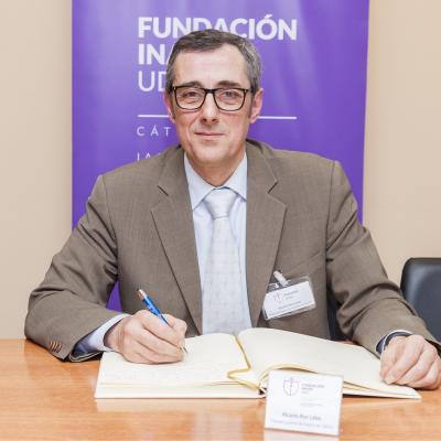Ricardo Ron Latas, Magistrado de la Sala de lo Social