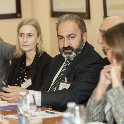 Debate con los asistentes al Diálogos 2020 sobre internacionalización