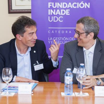 Sesión de Diálogos 2020: Demetrio Fernández y Ricardo Ron