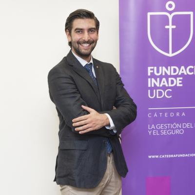 Antón Cobián Muñoz, el miembro más joven de la Asamblea, Presidente