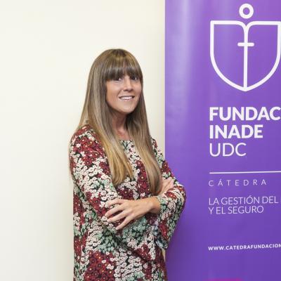 Nara Pérez-Salgado Eyre, Vicepresidenta