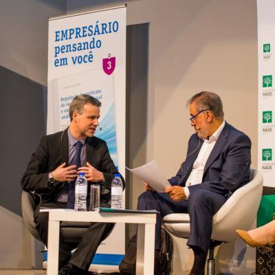 Fernando Peña, autor del Cuaderno