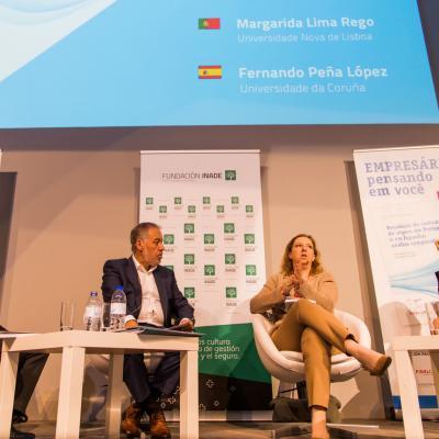 Presentación oficial del Tercer Cuaderno de la Cátedra (versión Portuguesa) en Porto