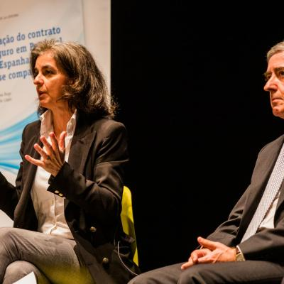 Helena Tapp Barroso y Pedro Romano Martínez