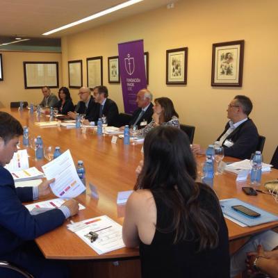 Sesión de Diálogos 2020 sobre el seguro en la empresa